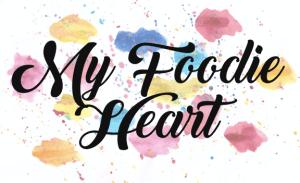 Foodie Heart Logo
